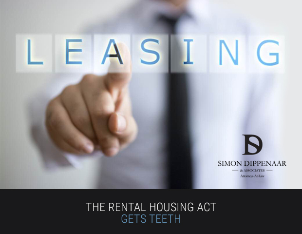 Rental Housing Act