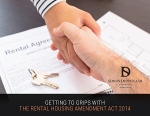 Rental Housing Amendment Act 2014 by Eviction Lawyer