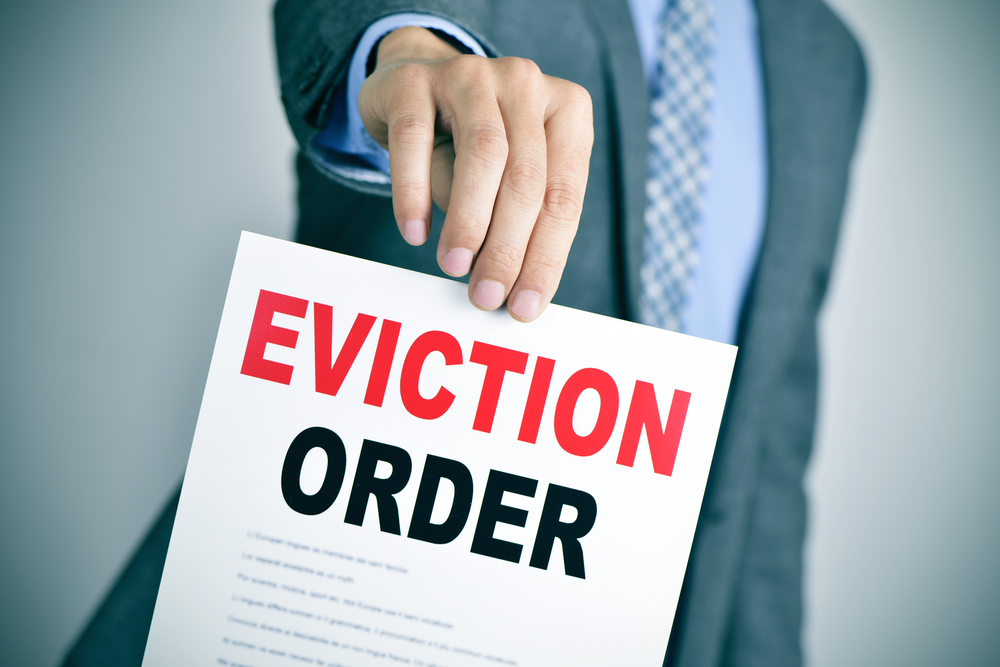 If you've been served with an eviction notice, don't panic. You have rights and are protected by PIE. We explain the process and we're here to help.