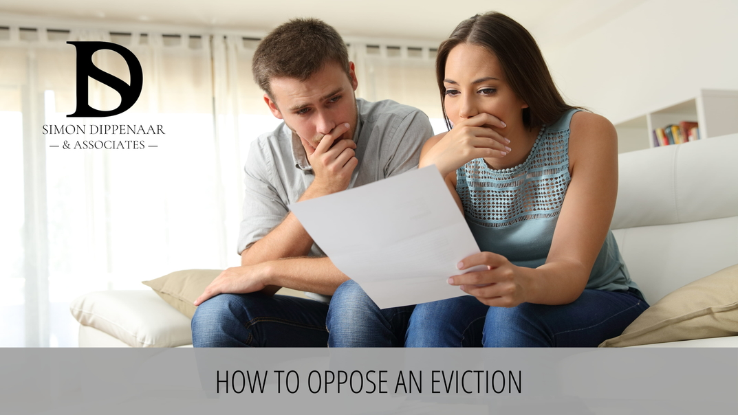 Opposed eviction